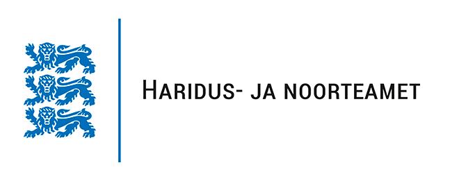 Haridus- ja noorteameti logo